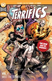 Terrifics Vol. 1 Meet The Terrifics (New Age Of Heroes) - Lemire, Jeff