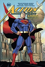 Action Comics #1000: The Deluxe Edition - Bendis, Brian Michael
