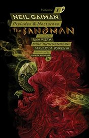 Sandman Volume 1: 30th Anniversary Edition: Preludes and Nocturnes - Gaiman, Neil