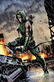 Green Arrow: War of the Clans: DC Essential Edition (Green Arrow by Jeff Lemire & Andrea Sorrentino) - Lemire, Jeff