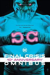 Final Crisis 10th Anniversary Omnibus - Johns, Geoff