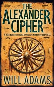 Alexander Cipher - Adams, Will