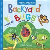 Backyard Bugs - McDonald, Jill