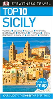 Sicily Top 10 : DK Eyewitness Travel Guide - Trigiani, Elaine