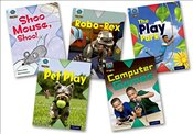 Project X Origins : Light Blue Book Band, Oxford Level 4 : Toys and Games : Mixed Pack of 5 - Burchett, Jan