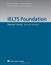 IELTS Foundation : Teachers Book - Preshous, Andrew