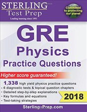 Sterling Test Prep Physics GRE Practice Questions 2018 - Sterling Test Prep
