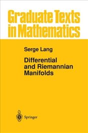 Differential and Riemannian Manifolds - Lang, Serge