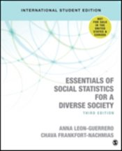 Essentials of Social Statistics for a Diverse Society - Leon-Guerrero, Anna