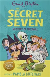 Mystery of the Skull (Secret Seven) - Butchart, Pamela