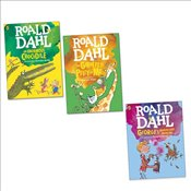 Roald Dahl Colour Pack x 3 - Dahl, Roald