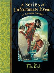 End : A Series of Unfortunate Events - Snicket, Lemony