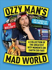Ozzy Mans Mad World   - Man, Ozzy