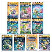 Geronimo Stilton : Spacemice Pack x 10 - Stilton, Geronimo