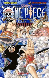 One Piece : 40. Cilt - Oda, Eiiçiro