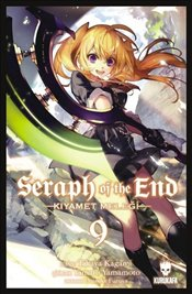 Seraph Of The End : Kıyamet Meleği 9 - Kagami, Takaya