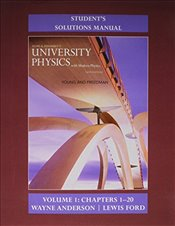 Students Solution Manual for University Physics with Modern Physics Volume 1 - Young, Hugh D.
