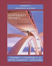 Students Solution Manual for University Physics with Modern Physics Volumes 2 and 3  - Young, Hugh D.