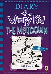Diary of a Wimpy Kid : The Meltdown book 13 - Kinney, Jeff