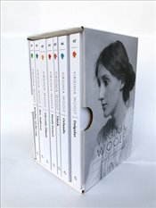 Virginia Woolf Seti Kutulu : 7 Kitap Takım  - Woolf, Virginia