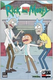 Rick and Morty : 3 - Gorman, Zac