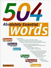 504 Absolutely Essential Words - Bromberg, Murray