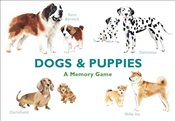Dogs & Puppies: A Memory Game - Aguado, Emma