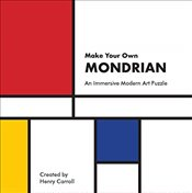 Make Your Own Mondrian: A Modern Art Puzzle - Carroll, Henry