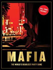 Mafia: The Worlds Deadliest Party Game - Hyland, Angus