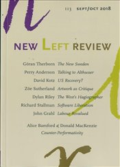 New Left Review Magazine 113 : Sept/Oct 2018 -