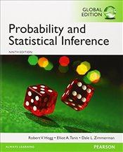 Probability and Statistical Inference, Global Edition - Hogg, Robert V.