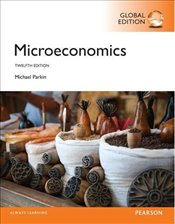 Microeconomics with MyEconLab, Global Edition - Parkin, Michael