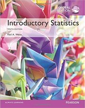 Introductory Statistics, Global Edition - Weiss, Neil A.