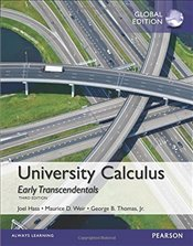 University Calculus, Early Transcendentals, Global Edition - Hass, Joel R.