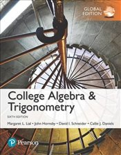 Access Card -- MyMathLab with Pearson eText for College Algebra and Trigonometry, Global Edition - Lial, Margaret L.