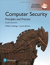 Computer Security 4e PGE : Principles and Practice - Stallings, William