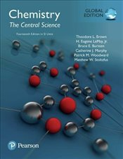 Chemistry 14e SI : The Central Science plus Pearson Mastering Chemistry with Pearson eText - Brown, Theodore E.
