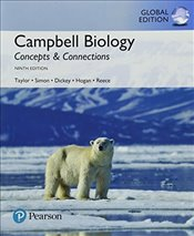 Campbell Biology: Concepts & Connections, Global Edition - Taylor, Martha R.
