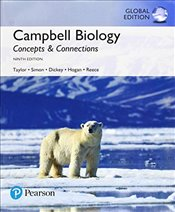 Campbell Biology: Concepts & Connections plus Pearson Mastering Biology with Pearson eText, Global E - Taylor, Martha R.