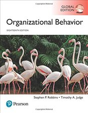 Organizational Behavior 18e : w/MyManagementLab - Robbins, Stephen P.