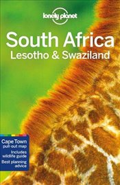 South Africa Lesotho and Swaziland -LP- 11e - Planet, Lonely
