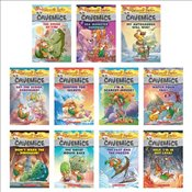 Geronimo Stilton : Cavemice Pack x 11 - Stilton, Geronimo