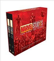 Marvel Studios : The First Ten Years : The Definitive Story Behind the Blockbuster Studio  - Bennett, Tara