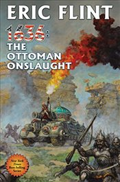 1636 : The Ottoman Onslaught - Flint, Eric