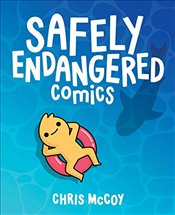 Safely Endangered Comics - McCoy, Chris