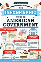 Infographic Guide to American Government : A Visual Reference for Everything You Need to Know - Lytle, Carissa
