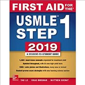 First Aid for the USMLE Step 1 2019 ISE 29e - Le, Tao