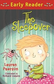 Sleepover : Early Reader - Pearson, Lauren
