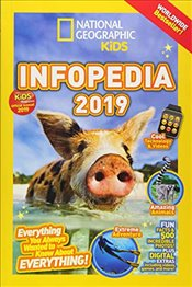 National Geographic Kids Infopedia 2019 - Kids, National Geographic