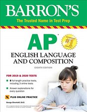 Barrons AP English Language and Composition 8e - Ehrenhaft, George